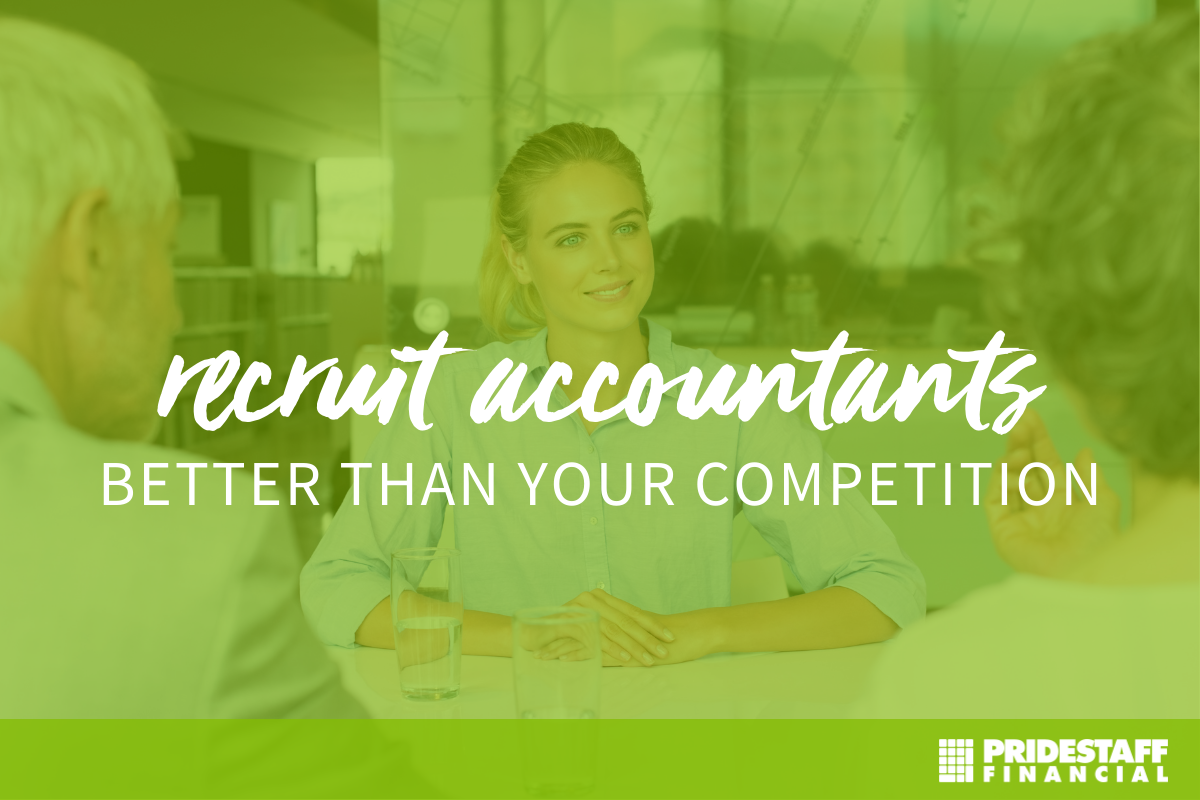 recruiting accountants