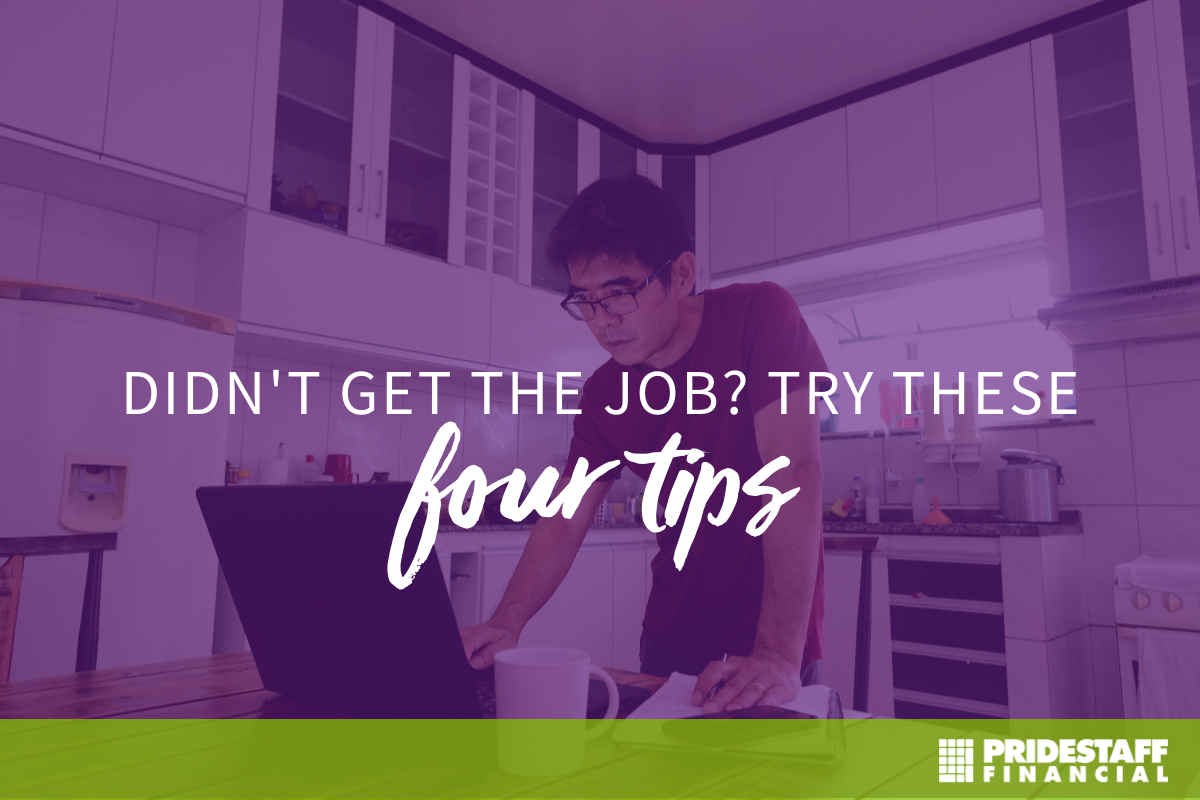 job tips for getting the next job