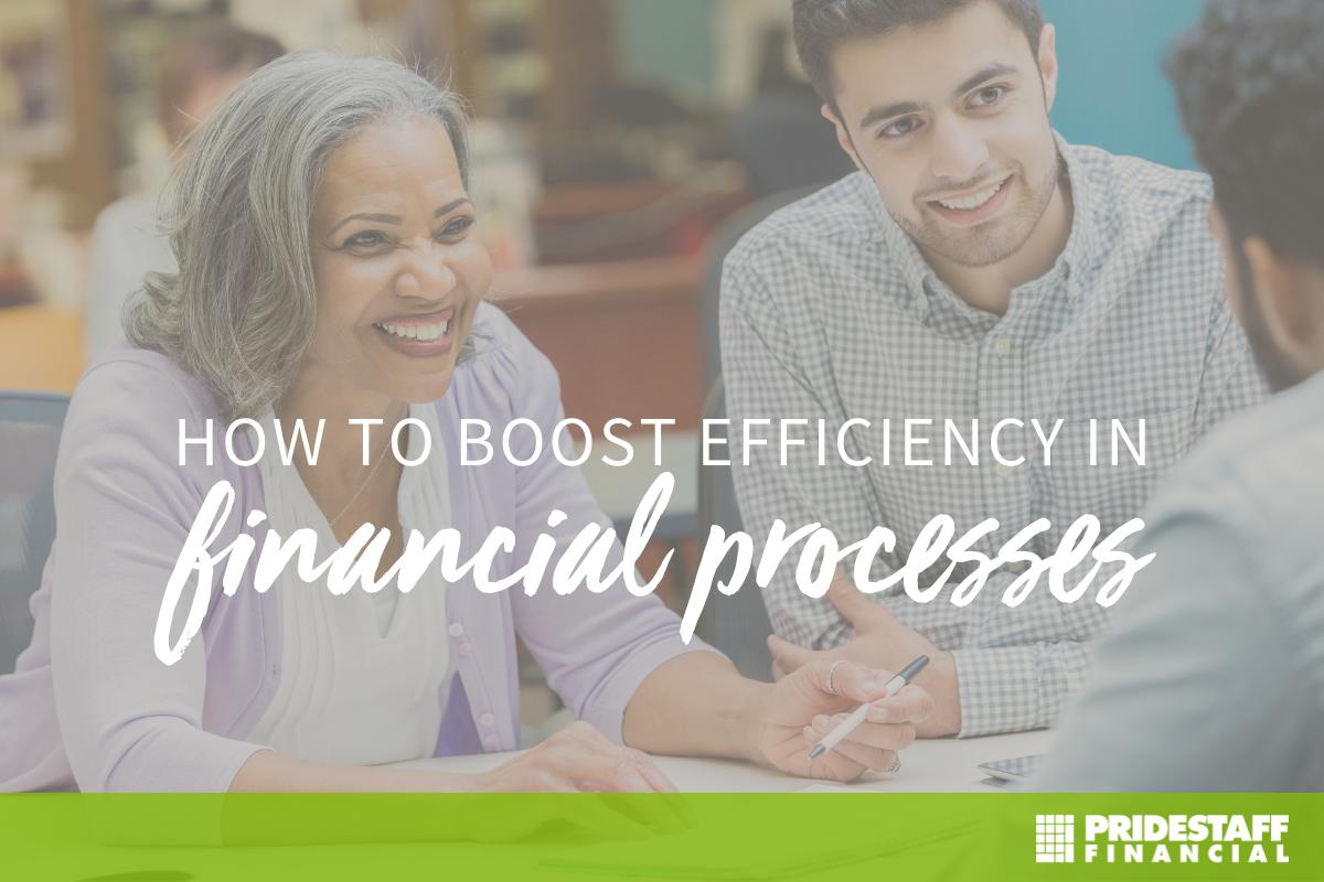financial processes