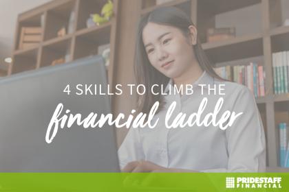financial career ladder